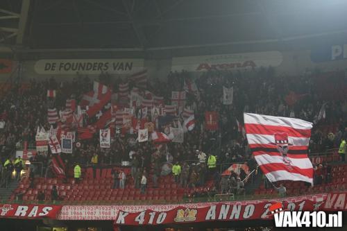 AFC Ajax - HFC Haarlem (4-0) beker | 24-01-2007