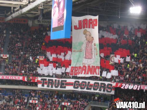 AFC Ajax - Vitesse (4-1) | 25-11-2007