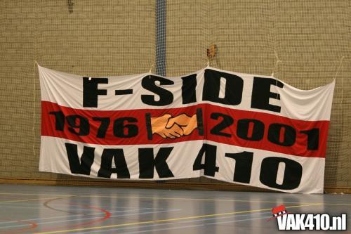 VAK410 zaalvoetbaltoernooi | 16-12-2006