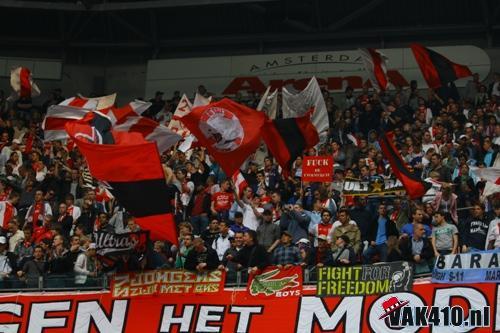 AFC Ajax - Willem II (7-0) | 12-04-2009