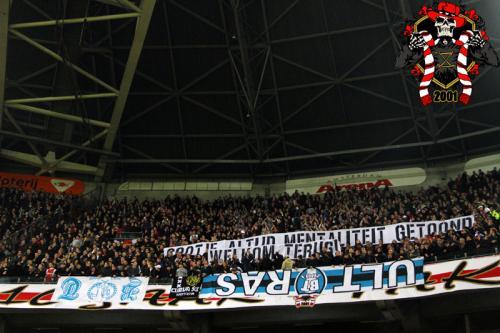 Ajax - De Graafschap (2-0)