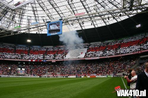AFC Ajax - FC Groningen (2-1) | 22-05-2005