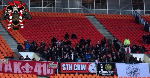 Spartak Moskou - Ajax (3-0)