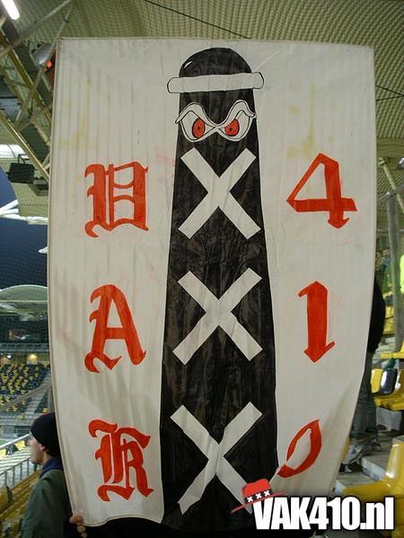 Roda JC - AFC Ajax (1-2) | 21-01-2004