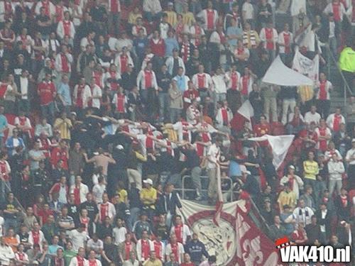 AFC Ajax - De Graafschap (1-0) | 24-04-2005