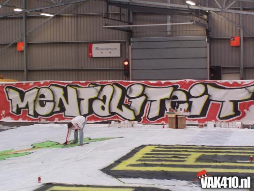 AFC Ajax - FC Utrecht (1-4) 5 jaar VAK410 | 29-01-2006