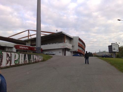 FK Borac - AFC Ajax (1-4) | 18-09-2008