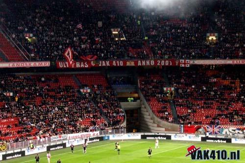 AFC Ajax - SK Slavia Praag (1-1) | 18-12-2008