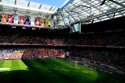 AFC Ajax - Sparta (0-0) | 23-08-2009